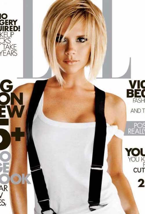 25 Best Victoria Beckham Bob Hairstyles Short Hairstyles