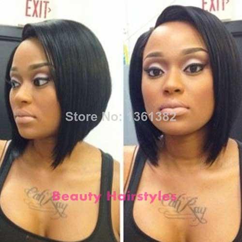 Bob Hairstyles for Black Women-9