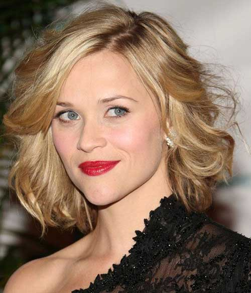 15 Short Hairstyles for Thin Wavy Hair | Short Hairstyles ...