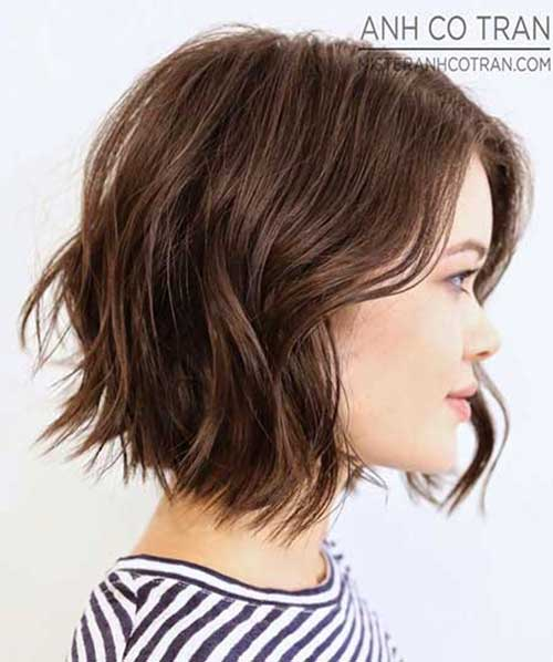 Short Textured Haircuts