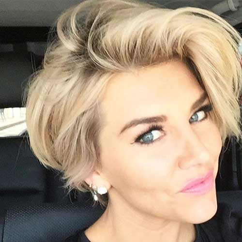 Charissa Thompson New Bob Haircut 2015