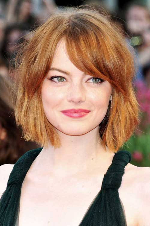 Copper Hair Color Trends 2015