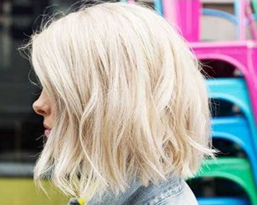 Cute Short Haircuts for Thick Wavy Hair