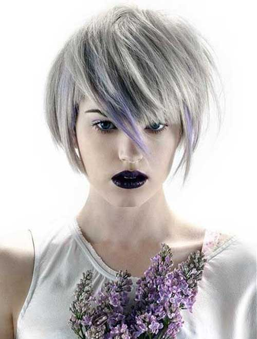 Grey Hairstyles Color Trends