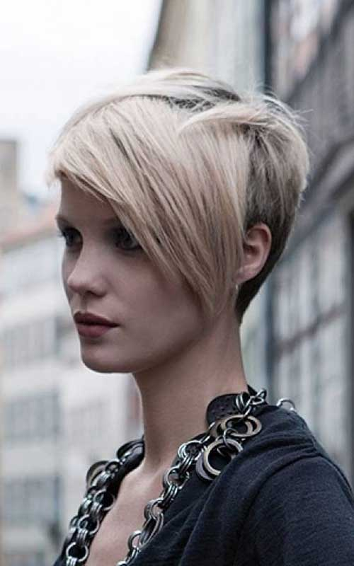 Cute Hairstyles for Short Hair with Layers
