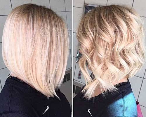 30 Best Long Blonde Bob Short Hairstyles Amp Haircuts