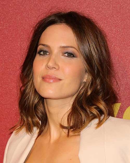 Mandy Moore Bob Haircuts