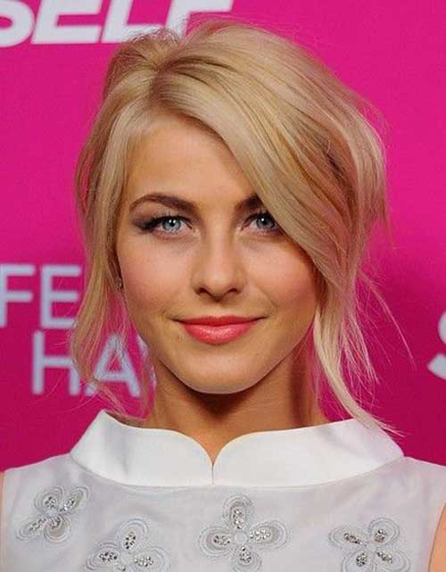 Nice Blonde Short Hair Color Trends 2015