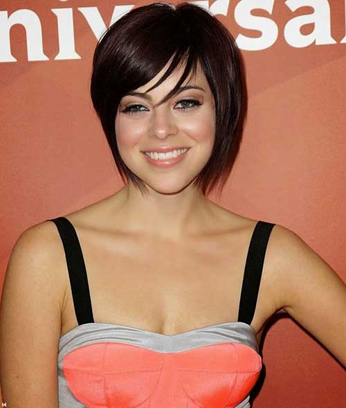 Short Black Hair Color Trends 2015
