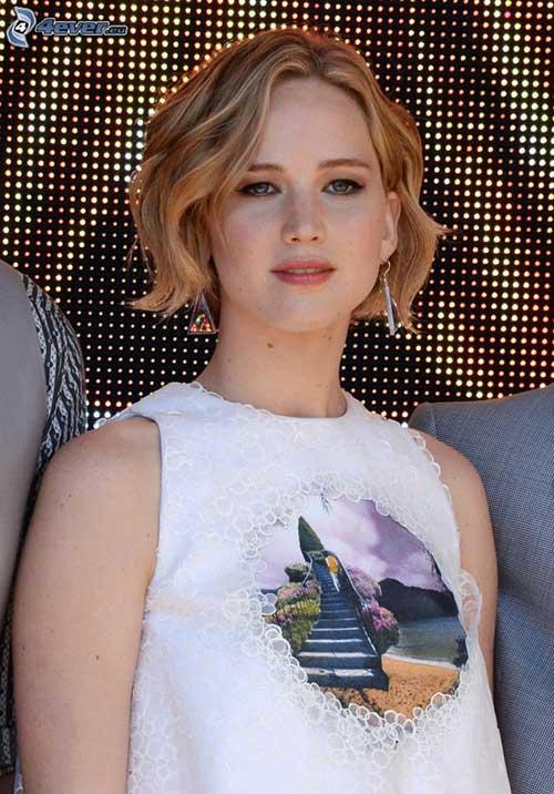 Best Short Haircuts Jennifer Lawrence