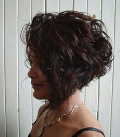 Groovy 30 Short Haircuts For Curly Hair 2015 2016 Short Hairstyles Short Hairstyles Gunalazisus