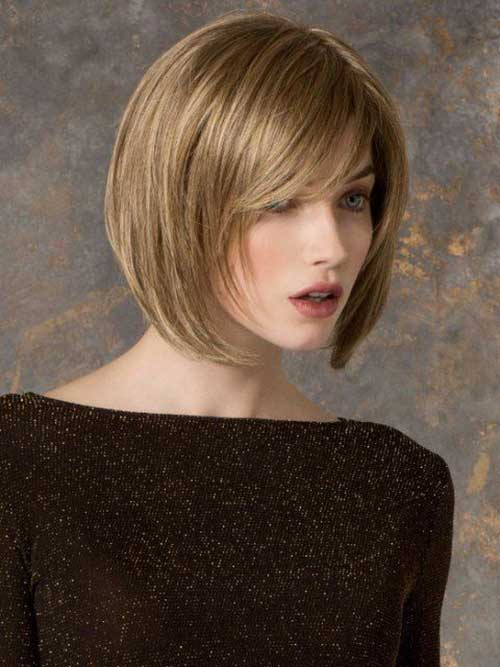 Short Haircuts Oval Face