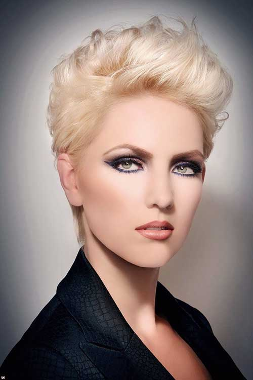 Style Short Blonde Hair Color Trends 2015