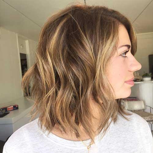 Textured Short Haircuts
