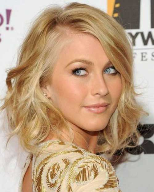 15 short hairstyles for thin wavy hair | short hairstyles