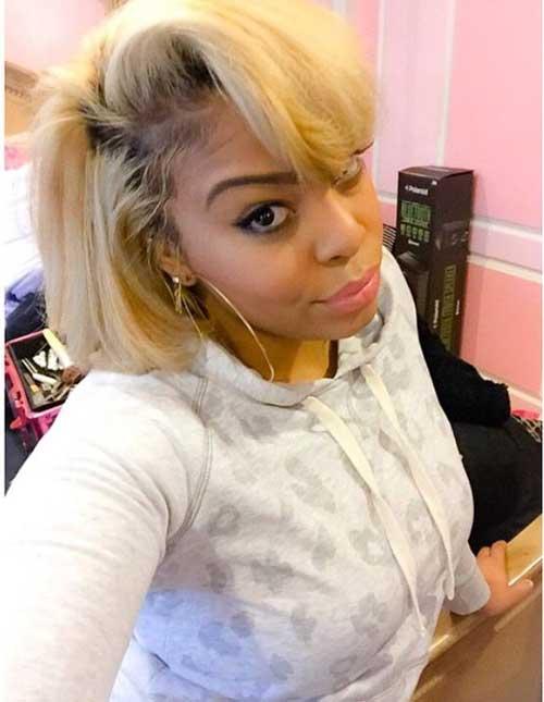 Astonishing 25 Best Black Girl Short Hairstyles Short Hairstyles Amp Haircuts 2015 Hairstyles For Men Maxibearus