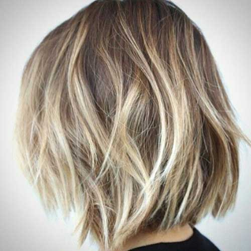 Short Hair Highlights 2016-10