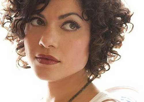Short Hairstyles for Curly Hair 2015-10