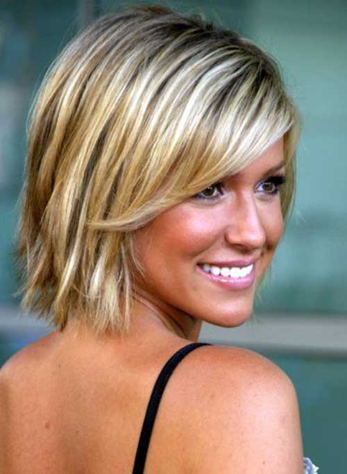 Short Layered Hair Styles-10