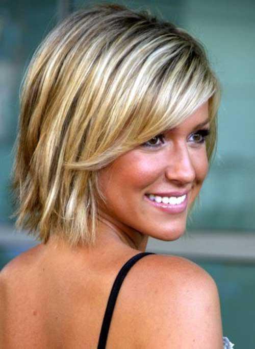 Short Layered Hair Styles-10