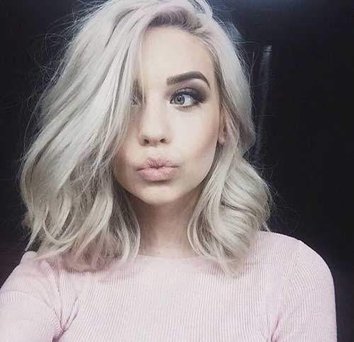 Hair Colors for Short Hair-11