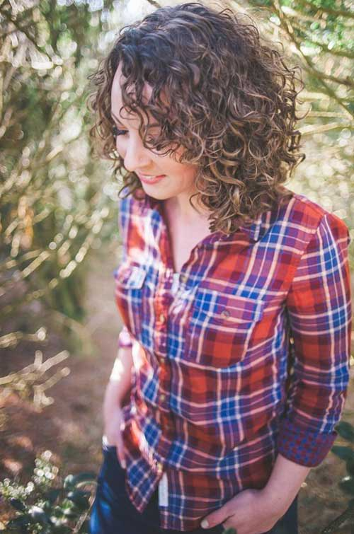 Short Curly Hairstyles 2015-11