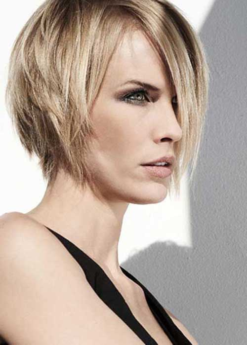 Short Haircuts For 2015-11