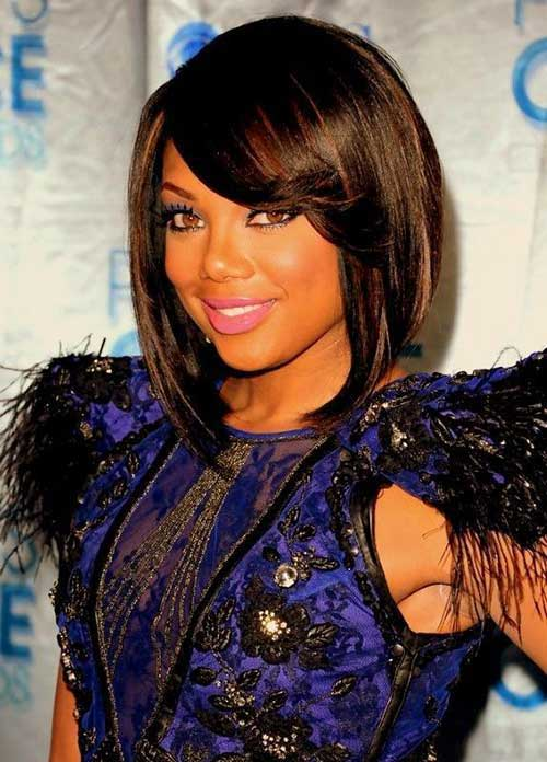 Short Hairstyles for Black Women 2015-11