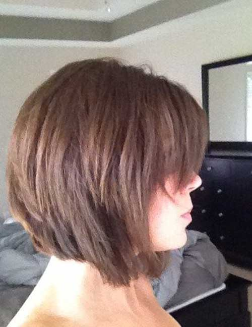 Short Layered Hair Styles-11