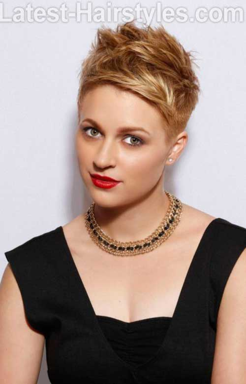 Very Short Hair for Women-11