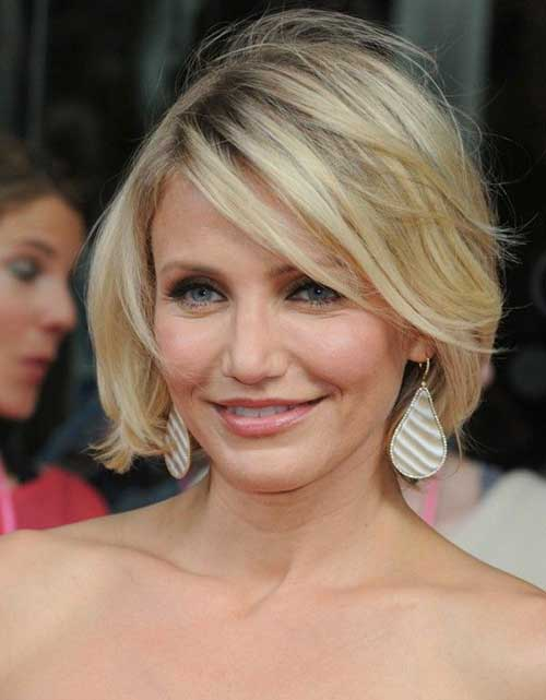 Celebrity Short Hairstyles 2016-12