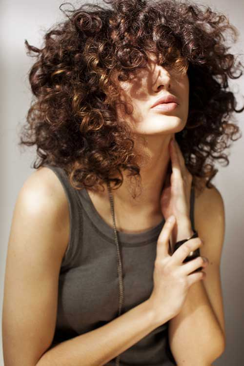 Awesome 25 Curly Perms For Short Hair Short Hairstyles Amp Haircuts 2015 Short Hairstyles Gunalazisus