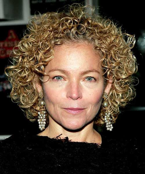 Short Curly Hairstyles 2015-12
