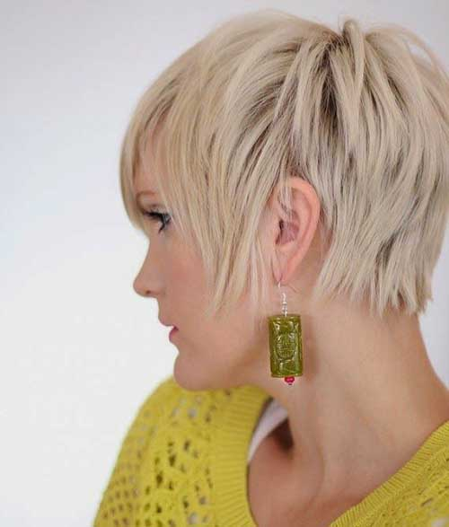Pictures of Short Hair-13