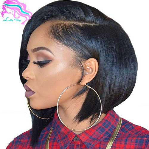 Short Hair Cuts for Black Women-13