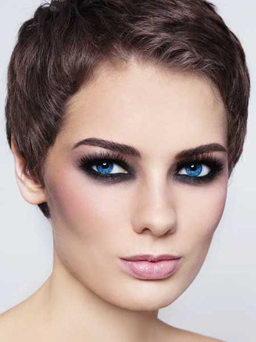Very Short Hair for Women-13