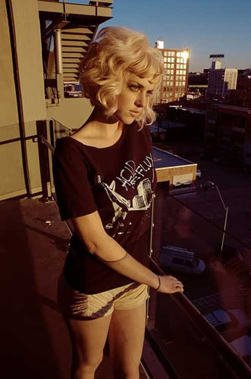 Short Hairstyles for Curly Hair 2015-14