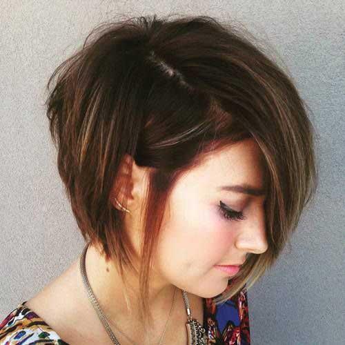Short Layered Hair Styles-14