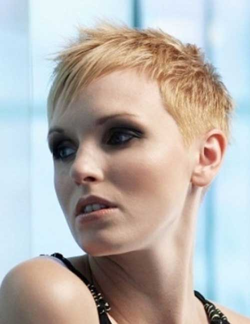 15 Very Short Hair for Women