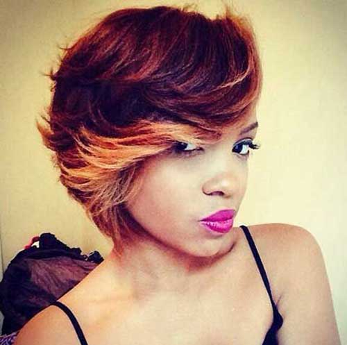 Black Girl Short Hairstyles-15
