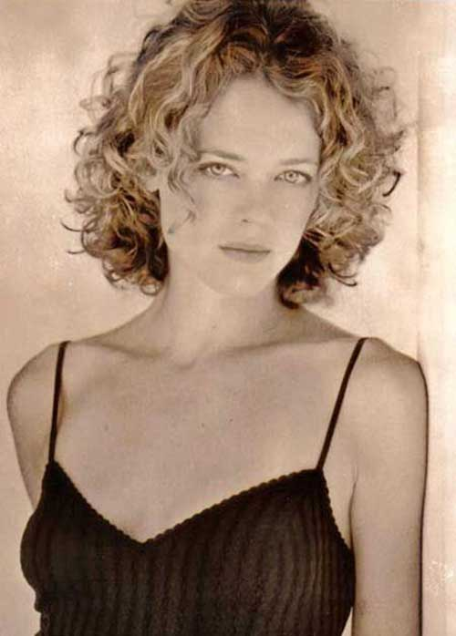 25 Short Hairstyles for Curly Hair 2015 2016 Short