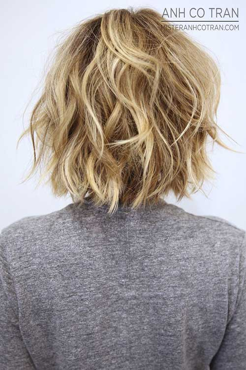 Short Layered Hair Styles-15