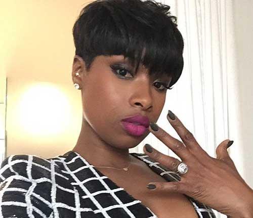 Superb 25 Best Black Girl Short Hairstyles Short Hairstyles Amp Haircuts 2015 Hairstyles For Men Maxibearus