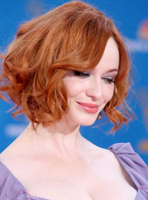 Celebrities with Short Hair 2015-16