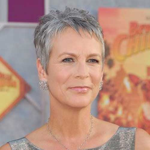 Short Hair Styles For Women Over 50-16