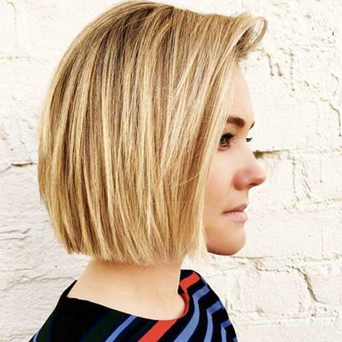 16.Short Haircut 2014