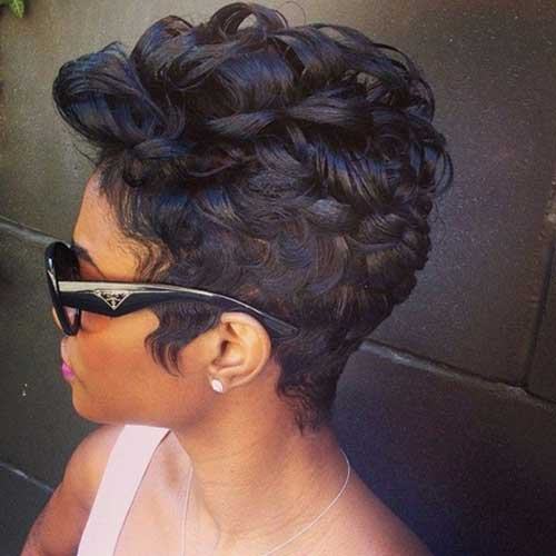 30 Short Hairstyles For Black Women 2015 2016 Short