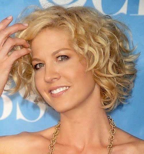 Short Hairstyles for Curly Hair 2015-16