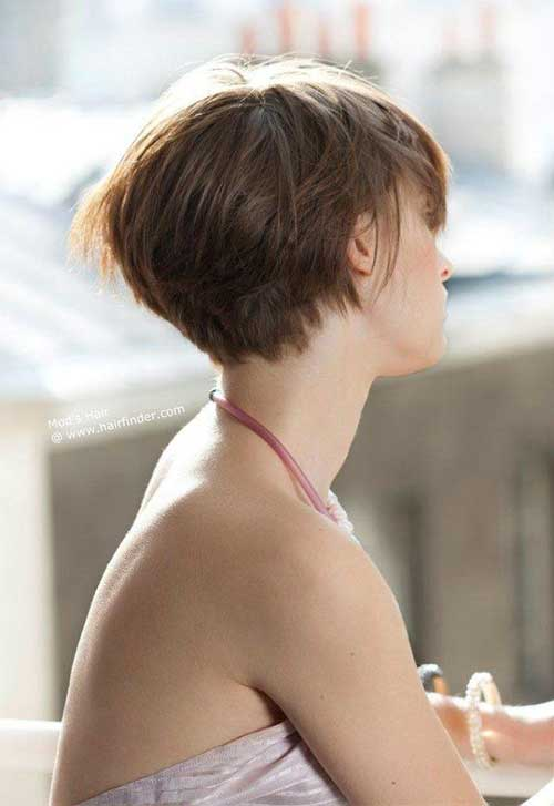Pictures of Short Hair-17