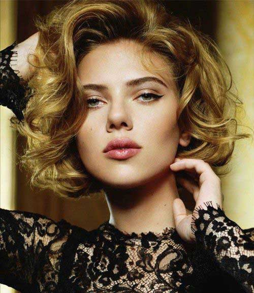 Short Haircuts for Curly Hair-17